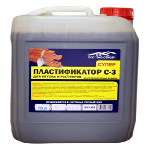 """Суперпластификатор """"С-3"""" БС-584 (5л)"""