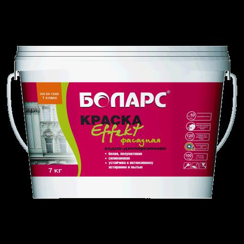 Краска силиконовая Effect  (База А)  7 кг
