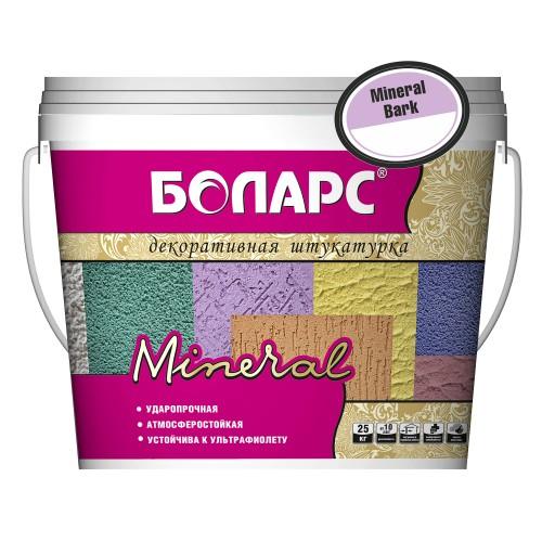 Штукатурка декоративная BARK 1.5;2.0;2.5 (База С) 25 кг