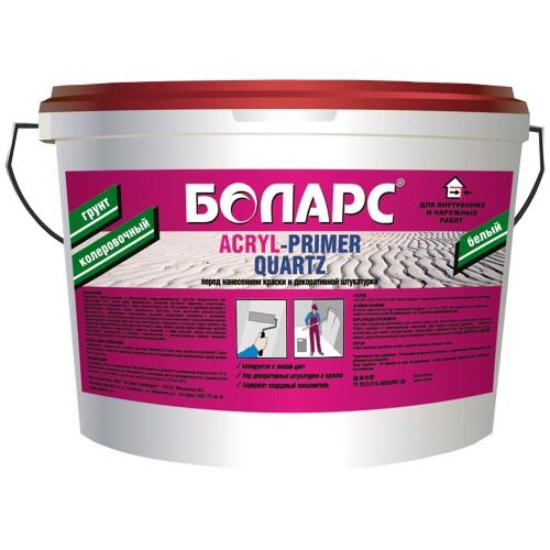 Грунт  АCRYL-PRIMER QUARZ (2100) 40 кг
