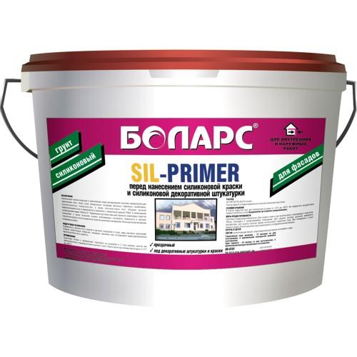 Грунт силиконовый SIL-PRIMER (2100)  10 кг