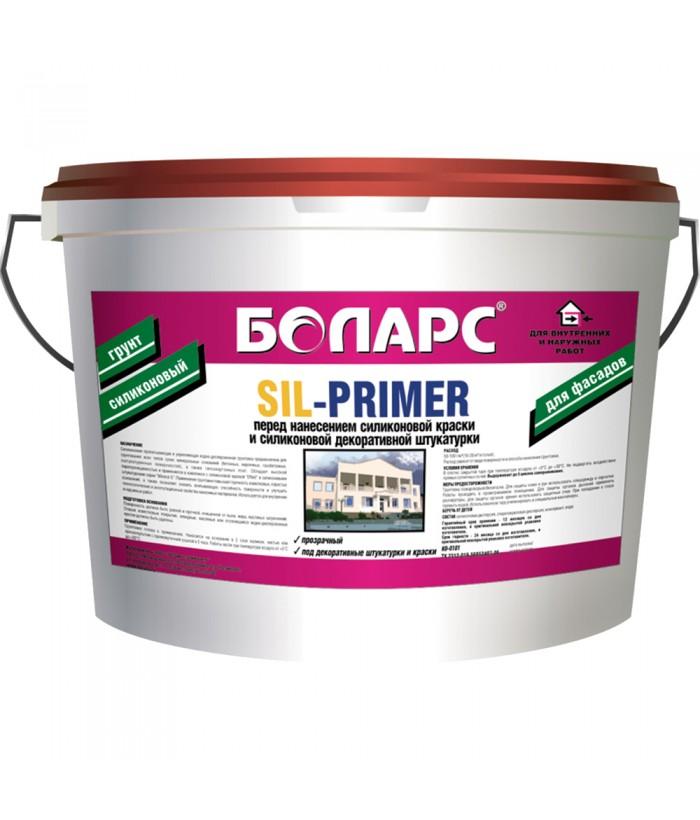 Грунт силиконовый SIL-PRIMER (2100) 30 кг