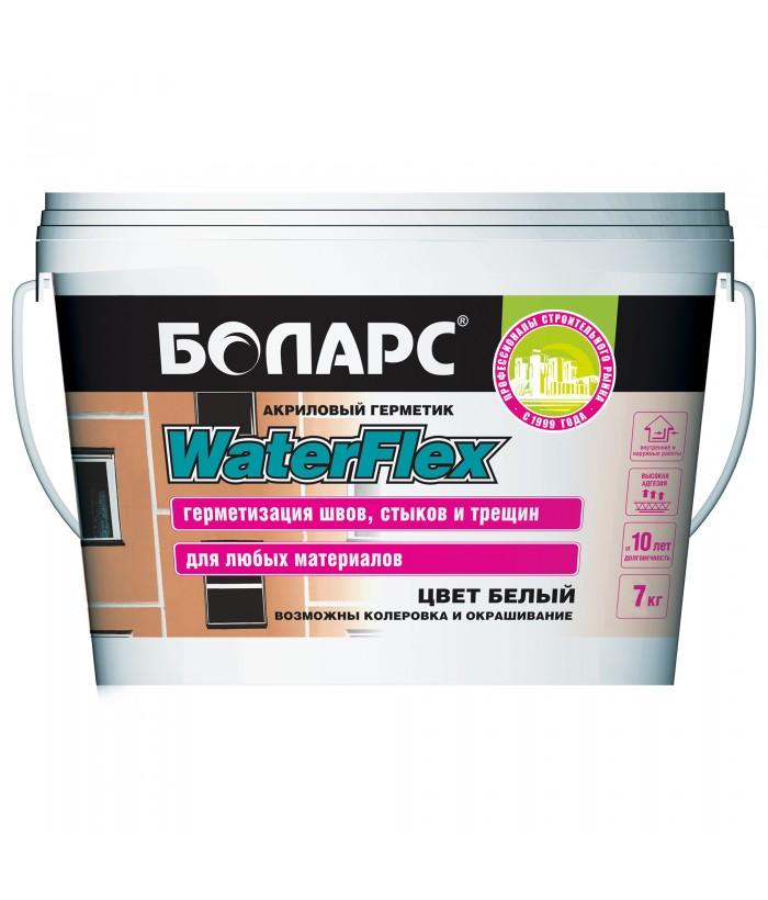 Герметик акриловый Waterflex 7 кг