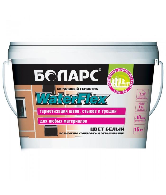 Герметик акриловый Waterflex 15 кг