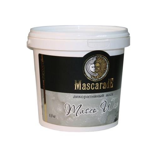 Воск MASCO WAX  серебро 0,8 кг