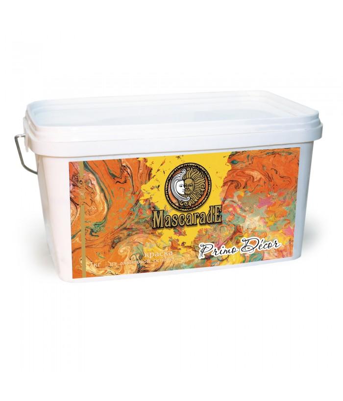 Краска PRIMO-DECOR  (040 белая база) 15 кг