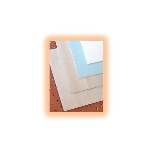 Потолочная панель INTERPAN MERCURY (600*600*6,5мм) RAL белый, пастельный (м2)
