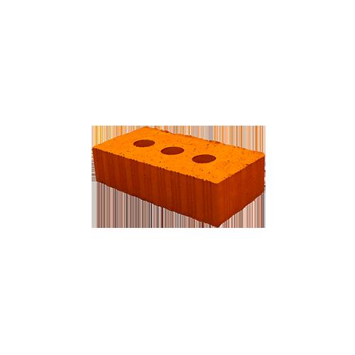 Кирпич строительный,одинарный М-150(с техн.отверстиями)