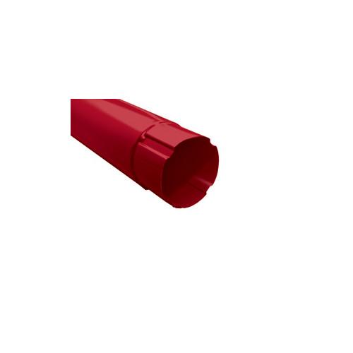 Круглая труба соеденительная, 1м