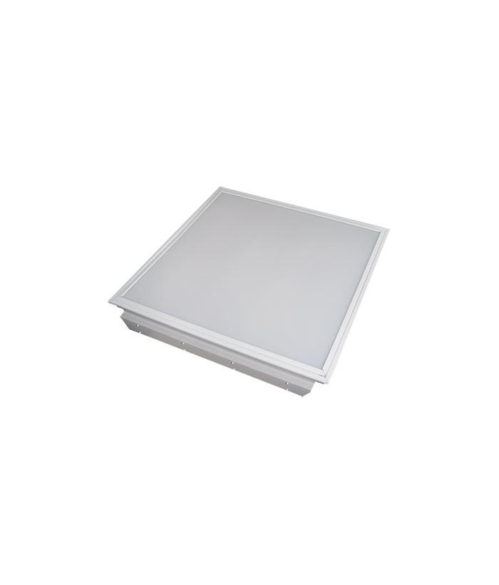 Светильник светодиодный, потолочный,встраиваемый LL-ДВО-08041-3110-30Д (041Вт)