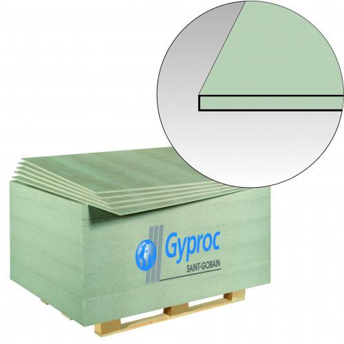 ГВЛ-ПК GYPROC Ригидур гипсоволокнистый лист повышенной прочности  (1200х2500) 12.5мм