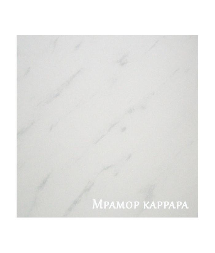 Плита Interpan Mercury 600х600х9мм, белый мрамор