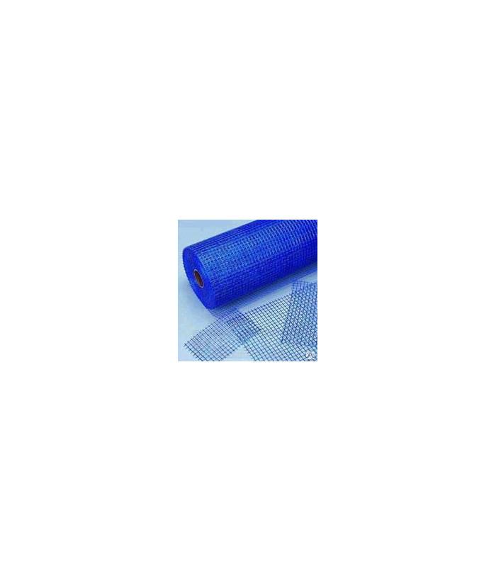 Сетка штукатурная фасадная  5х5 (1мх50м) 160г/м2