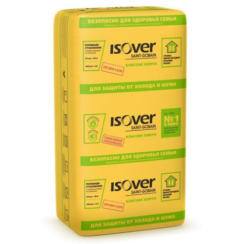 Isover Классик плита 1170х610х100 мм 7 штук в упаковке