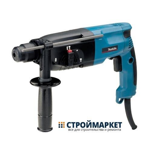 Перфоратор электрический «Makita» HR2450, SDS-Plus, 780 Вт, 2.7 Дж