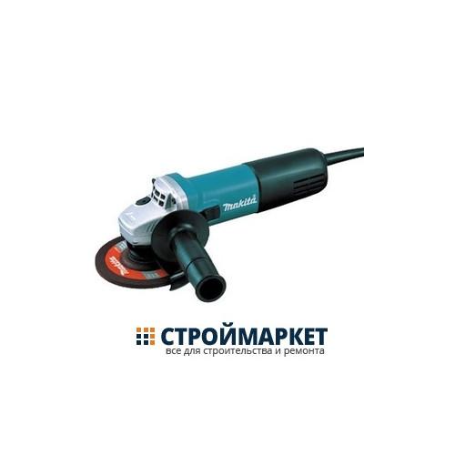 УШМ электрическая «Makita» 9555HN, 710 Вт, 125 мм / 9555HN