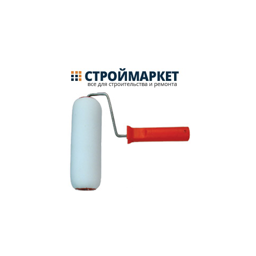 Валик ПОРОЛОН, 48х200мм, бюгель 6мм, с ручкой «Стандарт»