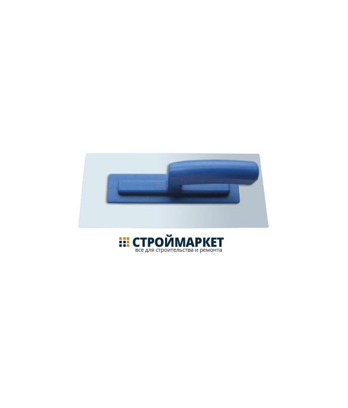 Кельма-гладилка «888» 130x280мм, прямая, пластиковая «Стандарт» 130x280мм