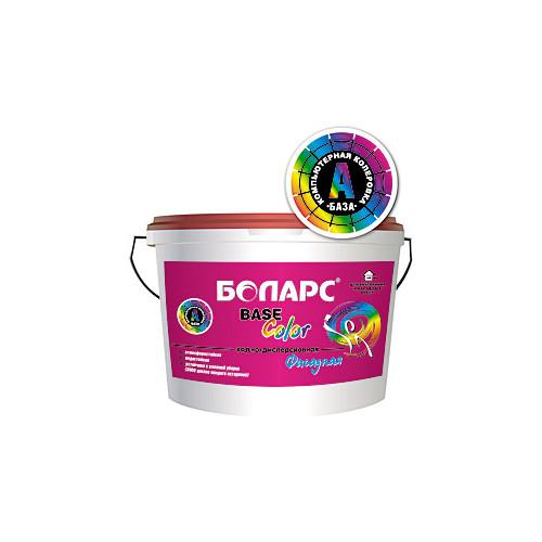 Краска для колеровки BASEKOLOR фасадная (База А) 15 кг