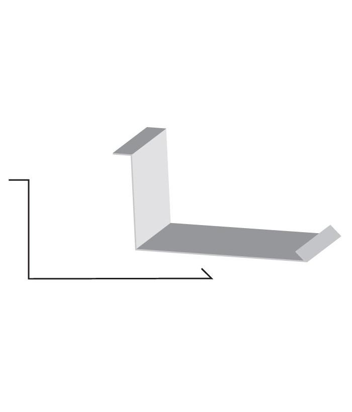 Планка примыкания нижняя 2 м.
