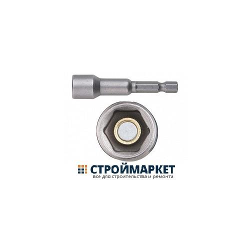 Бита-насадка, Matrix, 10x65 мм, торцевая, магнитная, шестигран., (2 шт)