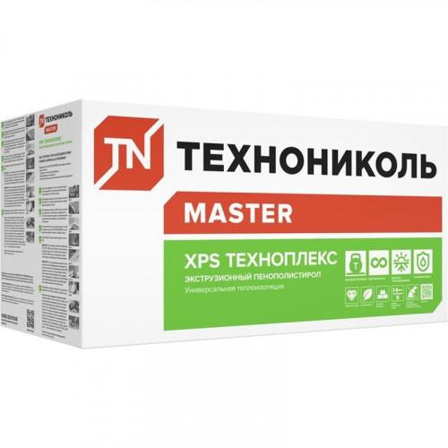 Пенополистирол экструдированный Техноплекс, (1180x580x30 мм) 13 штук, 8.9 м2