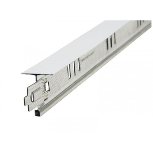 Т-профиль Металлист 24х26х600 Премиум белый (60шт/уп)