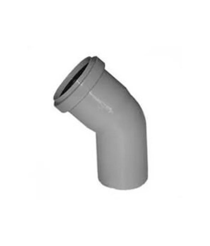 Отвод полипропиленовый SK-Plast 90 градусов D=50