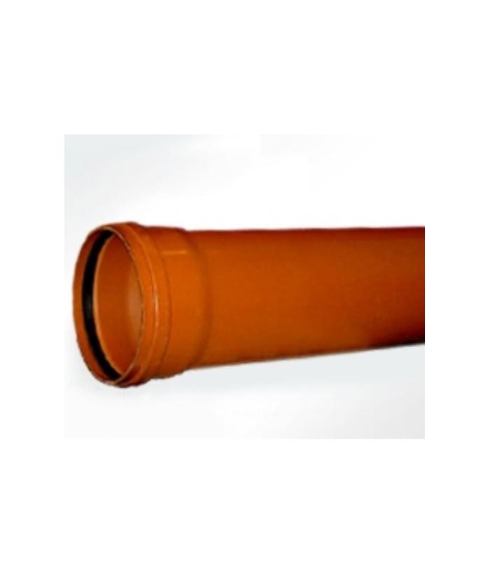 Труба полипропиленовая SK-Plast наружная D=110 3000 мм