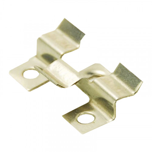 Кляймер металл(нерж.сталь), 50 шт/уп