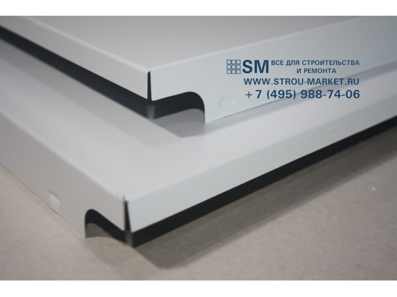 Потолочные панели SM Clip-in